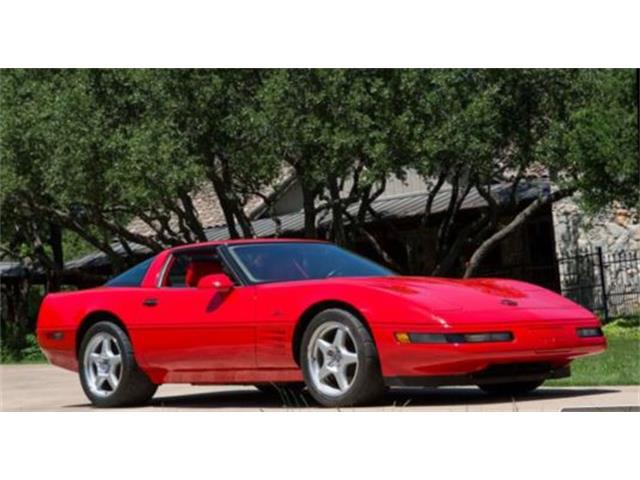 1993 Chevrolet Corvette ZR1 | 954694