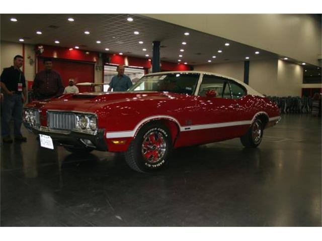 1970 Oldsmobile 442 W30 Two Door Hardtop   954700