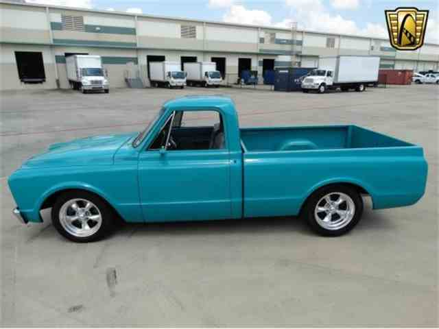1968 Chevrolet C/K 10 | 954708
