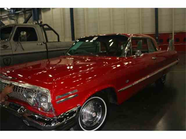 1963 Chevrolet Impala Two Door Hardtop | 954710