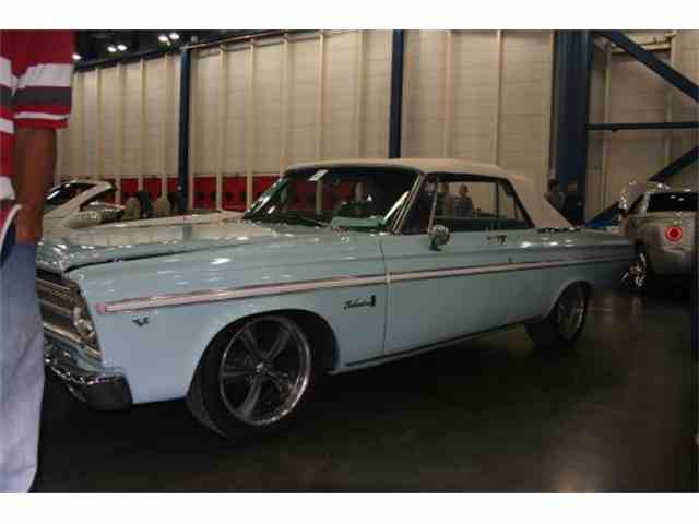 1965 Plymouth Belvadere Convertible   954716