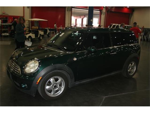 2008 Mini Cooper Clubman Wagon | 954725