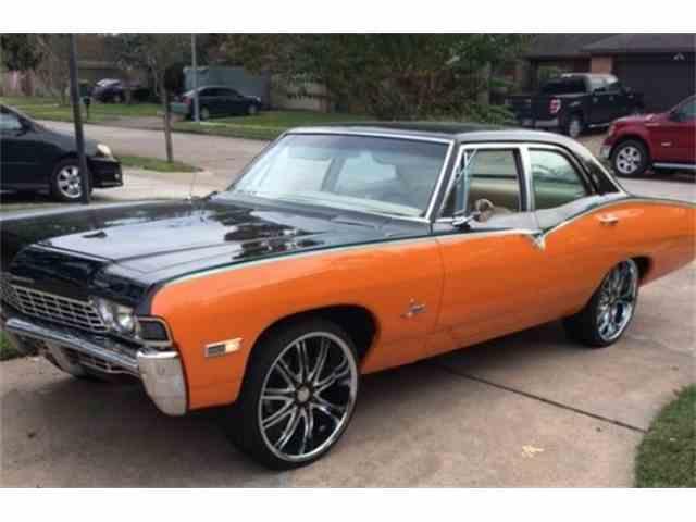 1968 Chevrolet Impala | 954730