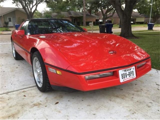 1990 Chevrolet Corvette | 954734
