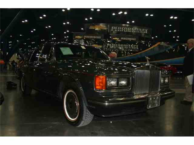 1988 Rolls-Royce Silver Spur | 954738
