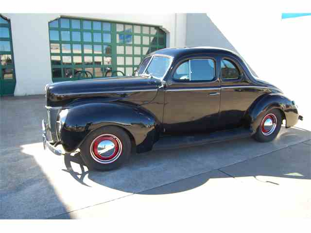 1940 Ford Deluxe | 954750