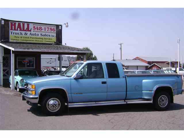 1995 Chevrolet siverado 3500   954756
