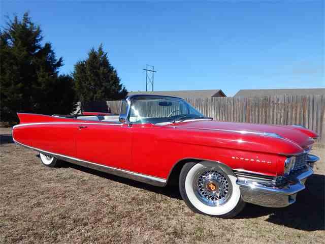 1960 Cadillac Eldorado Biarritz | 954758