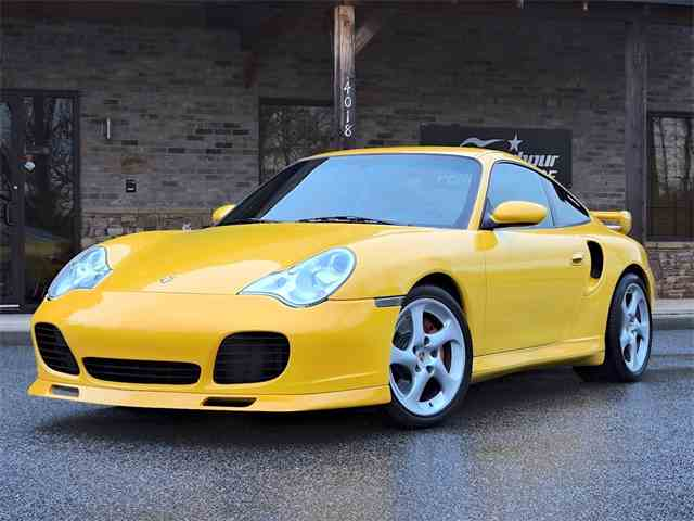 2002 Porsche 911 Carrera Turbo X50 | 954761