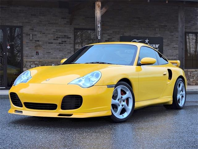 2002 Porsche 911 Carrera Turbo X50   954761