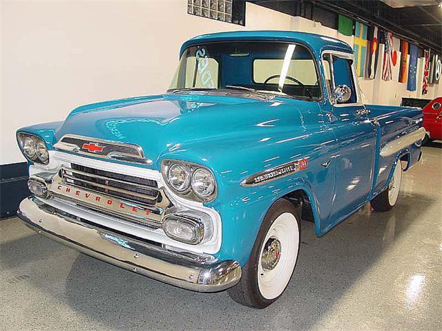 1959 Chevrolet Apache | 954764