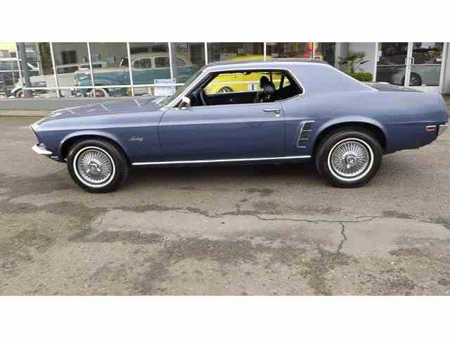 1969 Ford Mustang | 954767
