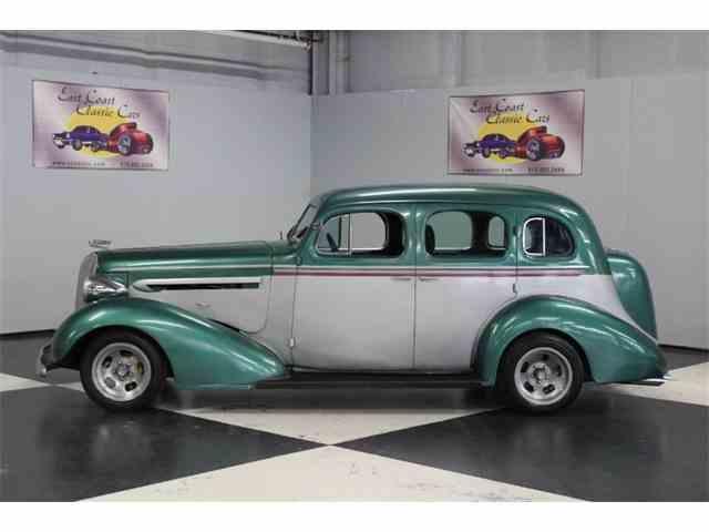 1936 Buick Sedan | 954772