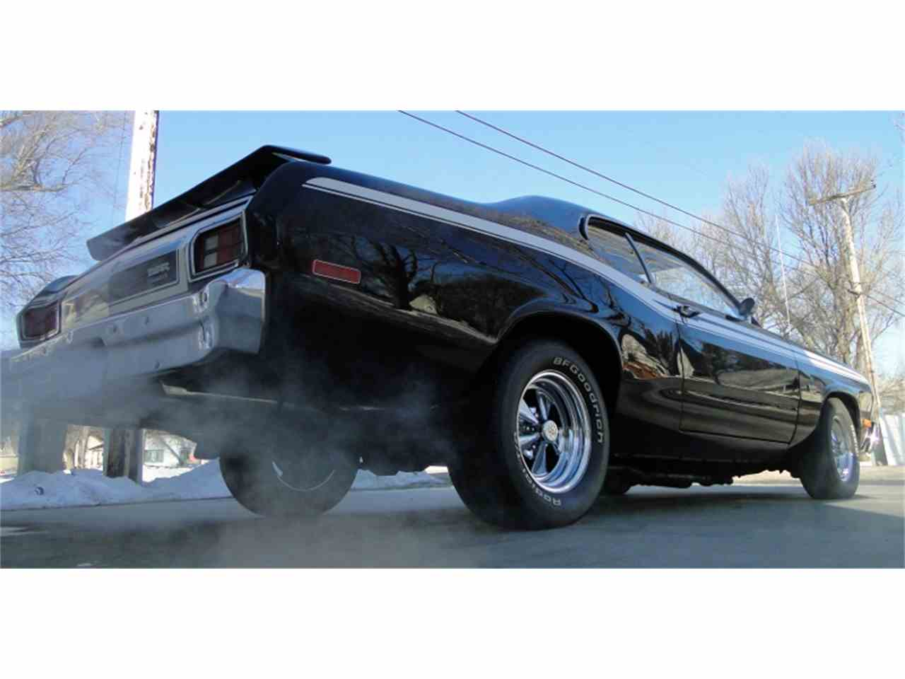 1974 plymouth duster for sale cc 950478. Black Bedroom Furniture Sets. Home Design Ideas