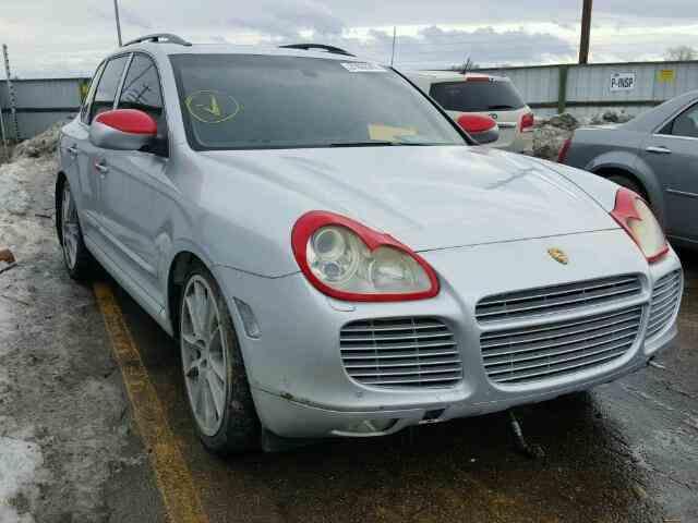 2005 Porsche Cayenne | 954787