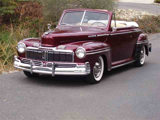 1947 Mercury Convertible | 954813