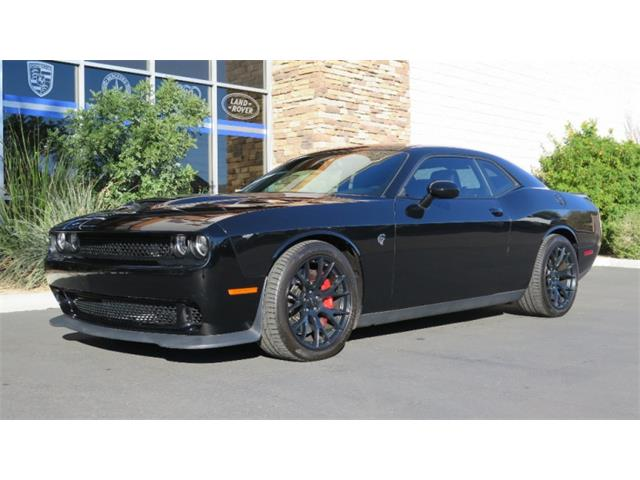 2015 Dodge Challenger SRT Hellcat | 954824