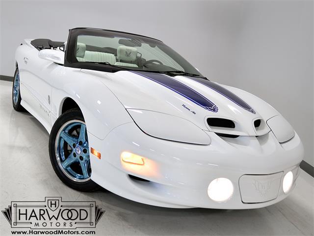 1999 Pontiac Firebird Trans Am   954826