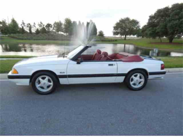 1991 Ford Mustang LX | 954827