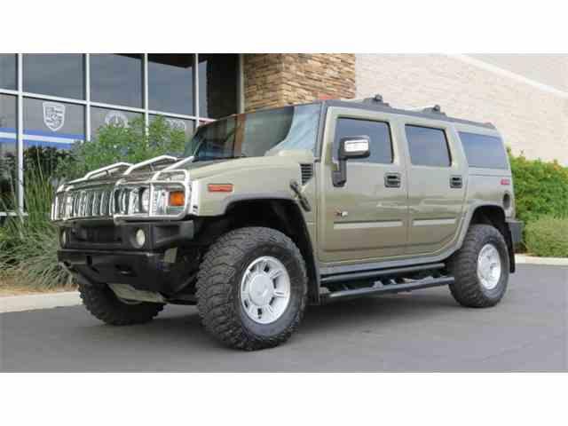 2006 Hummer H2 | 954833