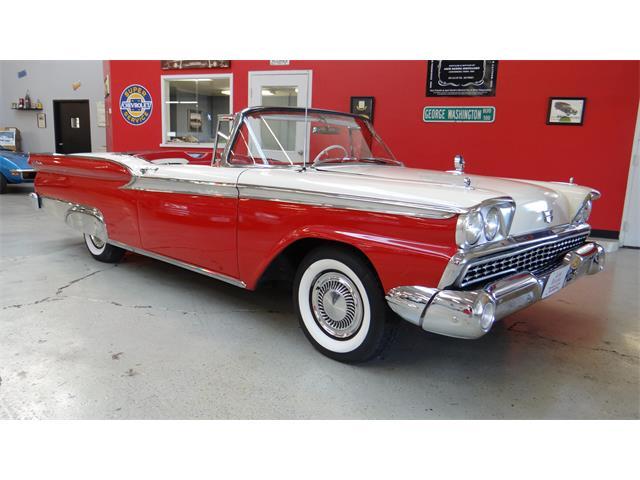 1959 Ford Galaxie Skyliner | 954835