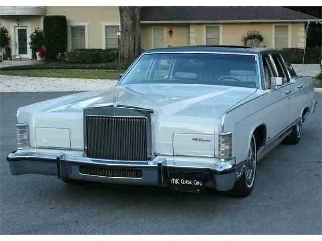 1978 Lincoln Town Car | 954837