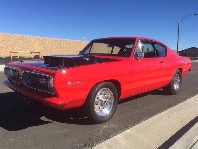 1967 Plymouth Cuda | 954839