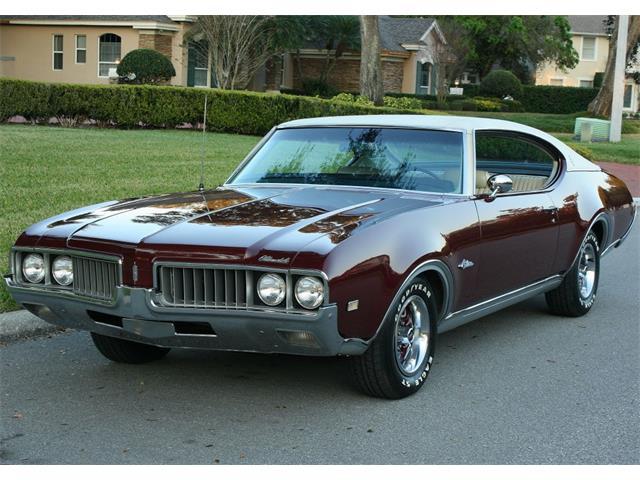 1969 Oldsmobile Cutlass | 954841