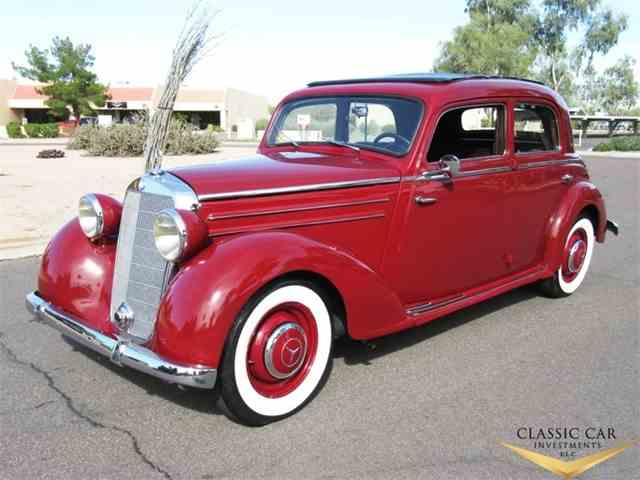 1950 Mercedes-Benz 170DS | 954844
