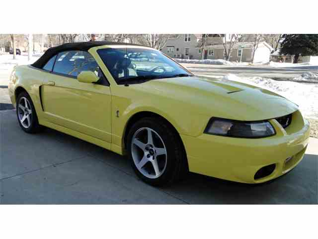 2003 Ford Mustang | 954845