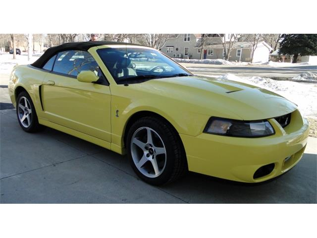 2003 Ford Mustang   954845