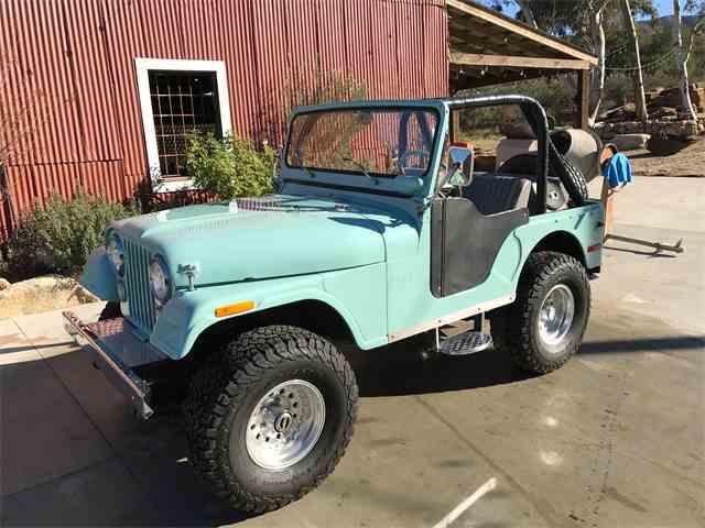 1973 Jeep CJ5 | 954853