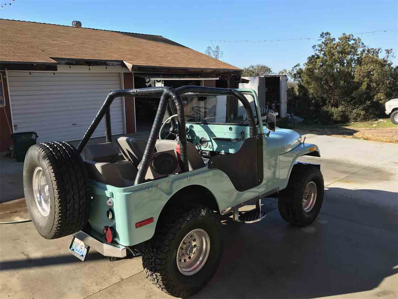 1973 jeep cj5 for sale cc 954853. Black Bedroom Furniture Sets. Home Design Ideas