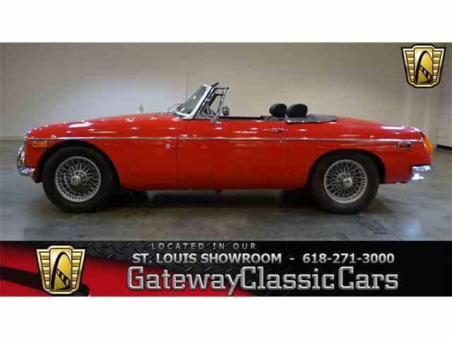 1971 MG MGB | 954855