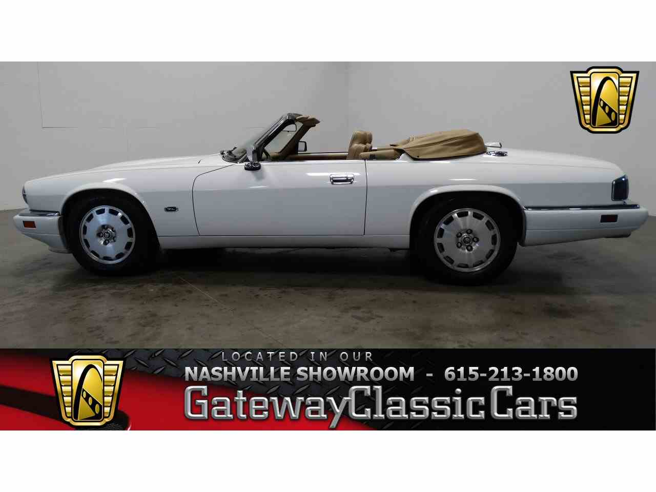 Large Picture of '96 Jaguar XJS - $12,995.00 - KGRY