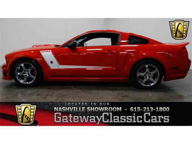 2008 Ford Mustang | 954863