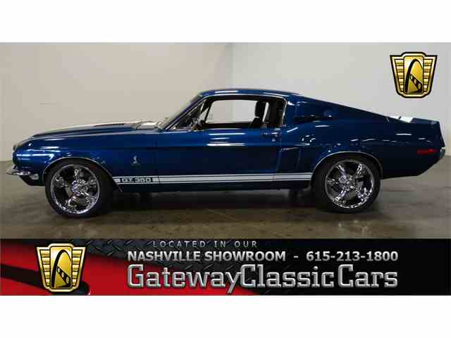1968 Ford Mustang | 954864