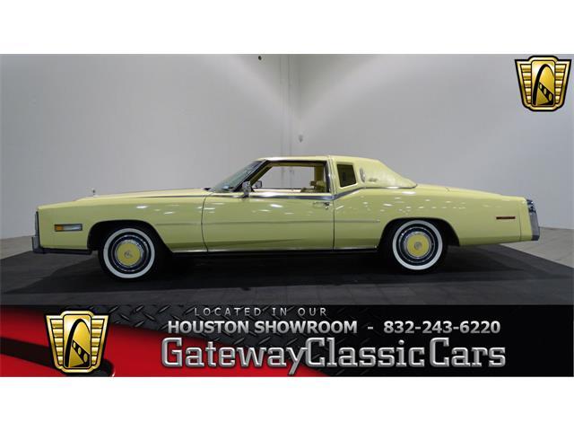 1978 Cadillac Eldorado | 954871