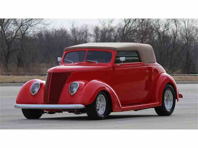 1937 Ford Convertible | 954882