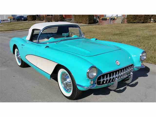 1956 Chevrolet Corvette | 954885