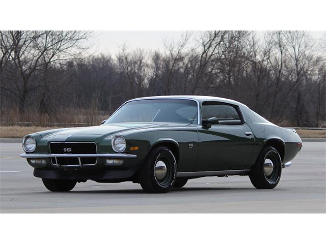 1970 Chevrolet Camaro SS | 954886
