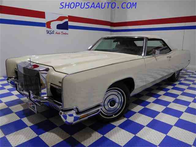 1972 Lincoln Continental | 954888