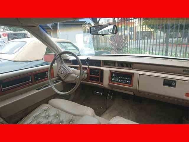 1989 Cadillac Fleetwood | 950489