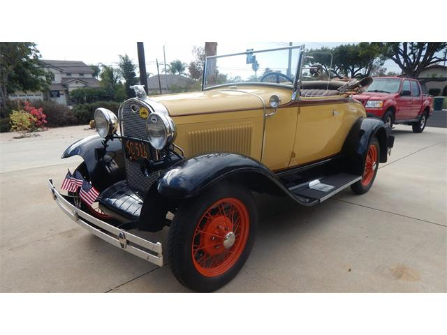 1931 Ford Model A | 954890