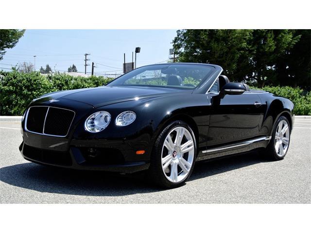 2013 Bentley Continental GTC | 954895