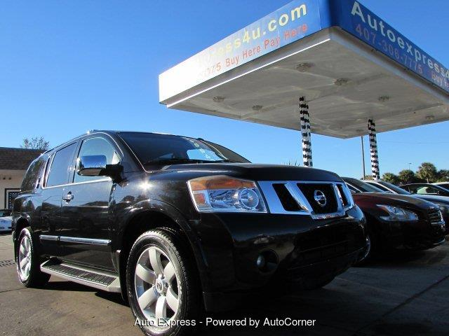 2011 Nissan Armada | 954918