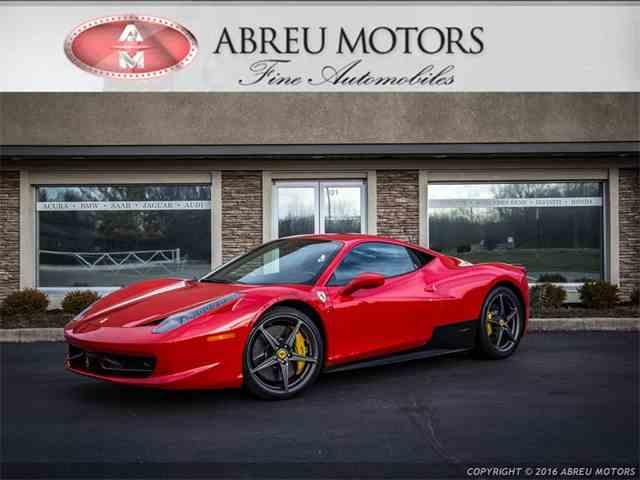 2012 Ferrari 458 | 950492
