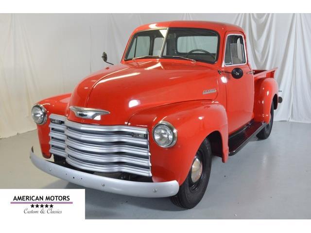 1952 Chevrolet 5-Window Pickup | 954920