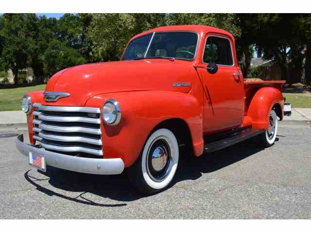 1952 Chevrolet 5-Window Pickup | 954920