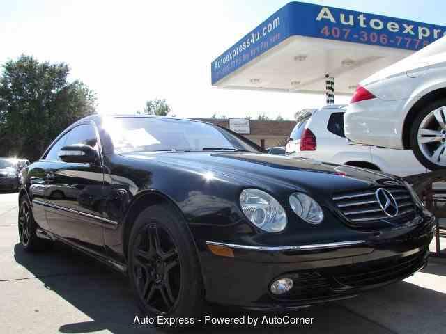 2005 Mercedes Benz CL-Class 500 | 954935